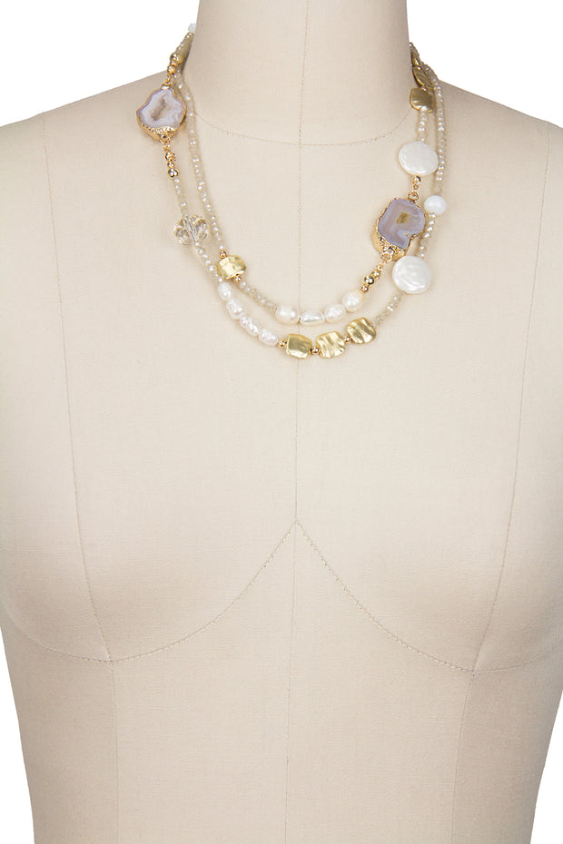 Calypso Long Necklace
