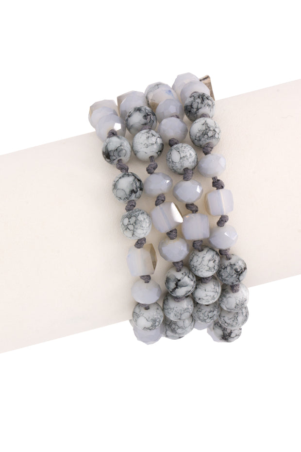 beaded bracelets for women, womens fashion accessories, statement bracelet