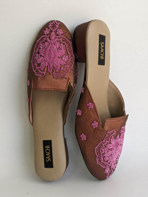 DS 182 80 NL BROWN PINK