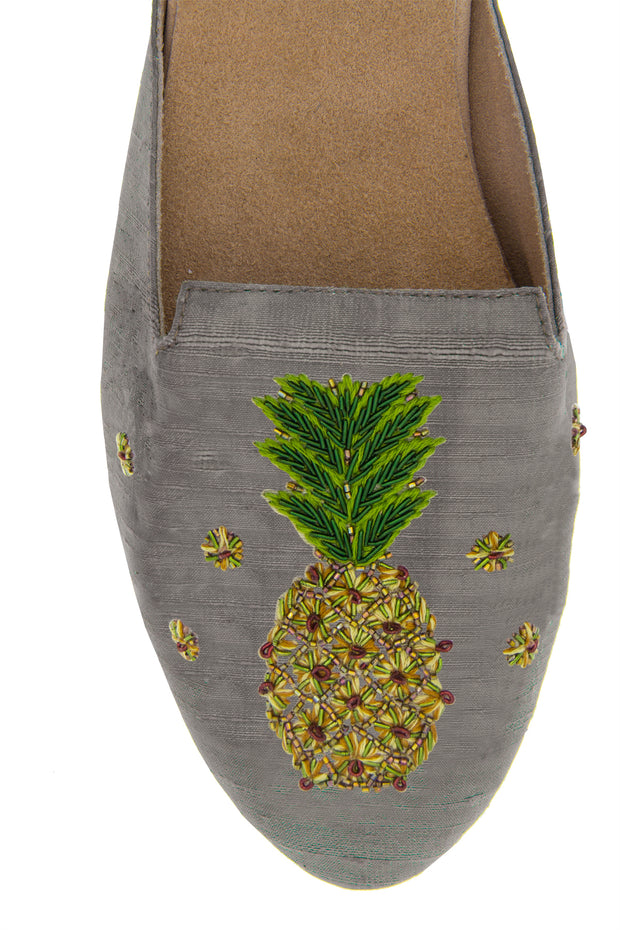 Ananas Personalized Mule Shoe