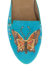 Mariposa Personalized Mule Shoe