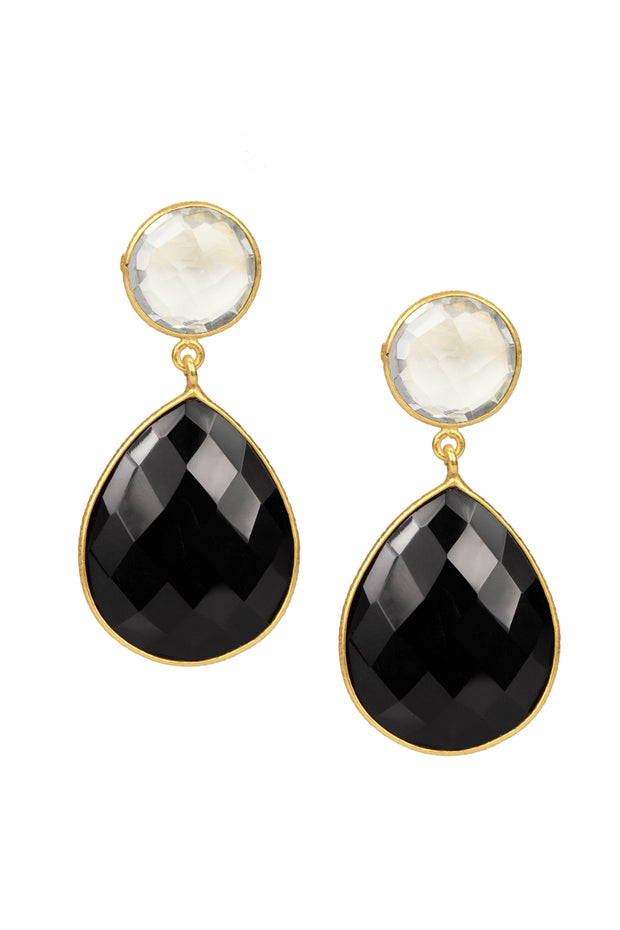womens fashion accessories, gemstone earrings
