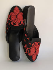 DS 182 BLACK RED