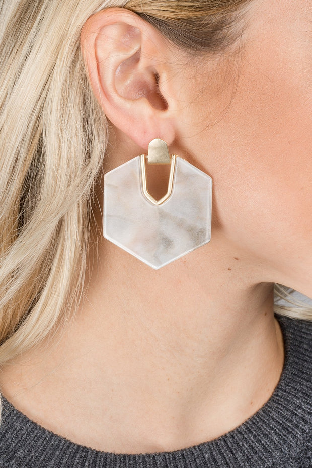 Full Meaning Statement Earring
