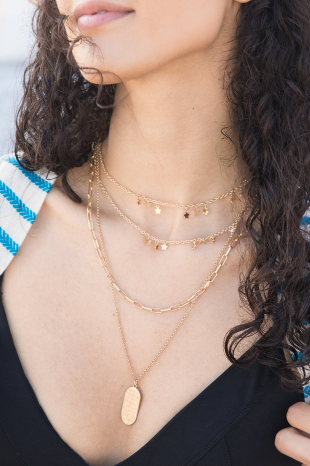 Starletta Layered Necklace