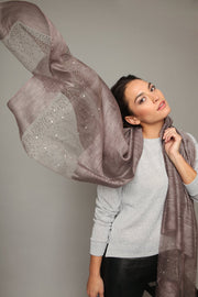 solid color scarves, printed scarves, sparkle scarf