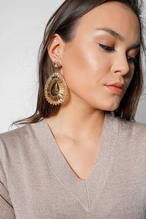 Perfect Pair Statement Earrings