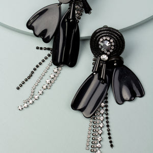 Ede Clip-On Statement Earring