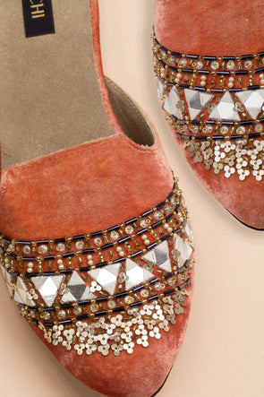 Zelda Adorned Customizable Mule