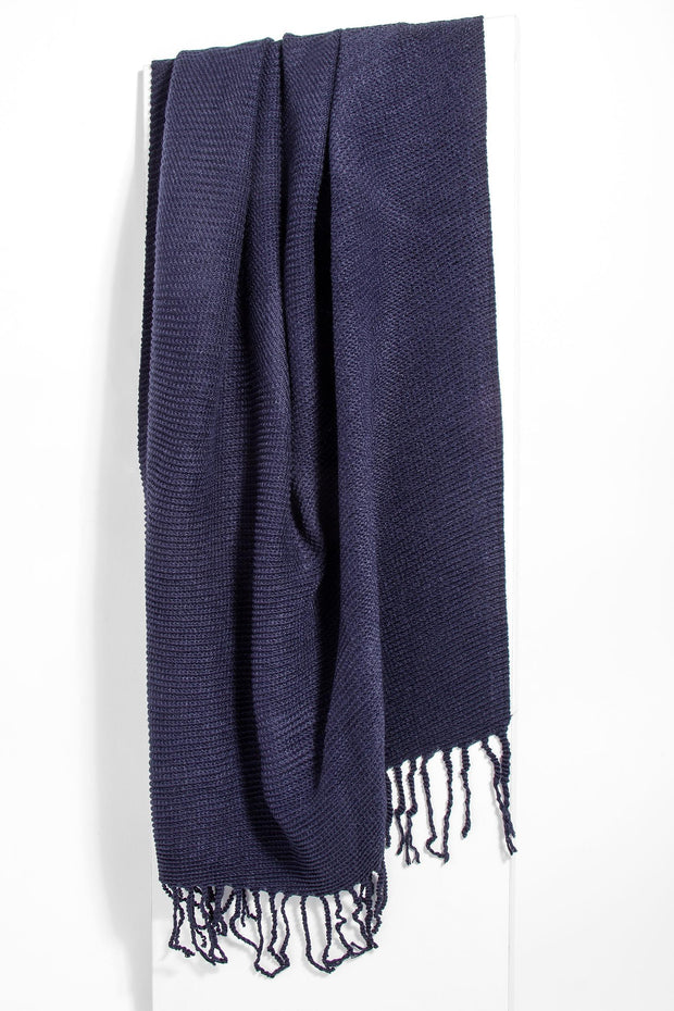 Bias Solid Scarf