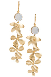 Noor Statement Flower Earring