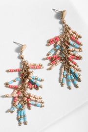 Florian Multi Color Dangle Earring