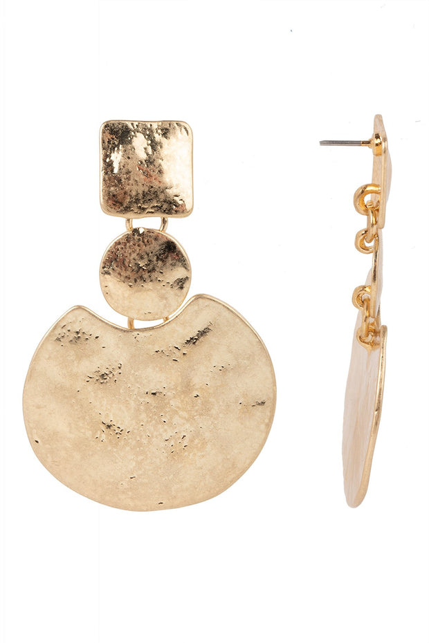 Obsession Statement Earring