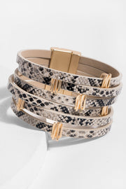 Penina Leather Bracelet