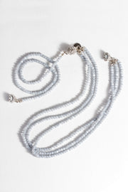Simply Crystal Convertible Long Necklace