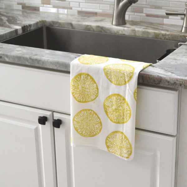 Lemonslice Towel