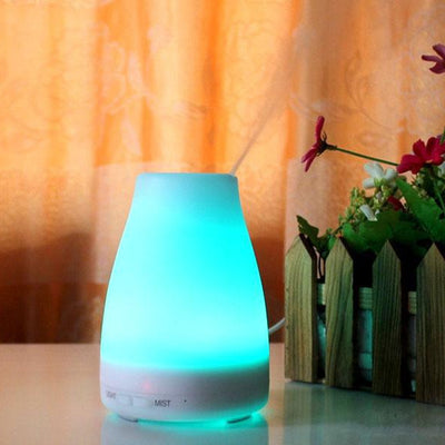 Ultrasonic Essential Oil Humidifier + Diffuser