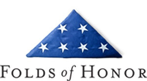 Folds of Honor is our August Charity!!!