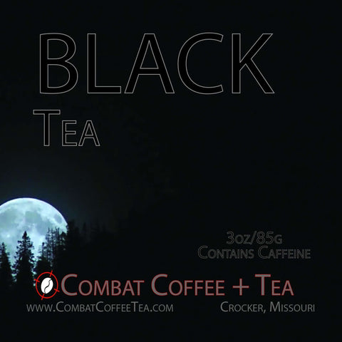 Black Tea - Loose Leaf - 3oz