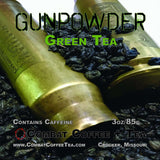 Gunpowder Green Tea - Loose Leaf - 3oz