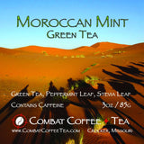 Moroccan Mint Green Tea - Loose Leaf - 3oz