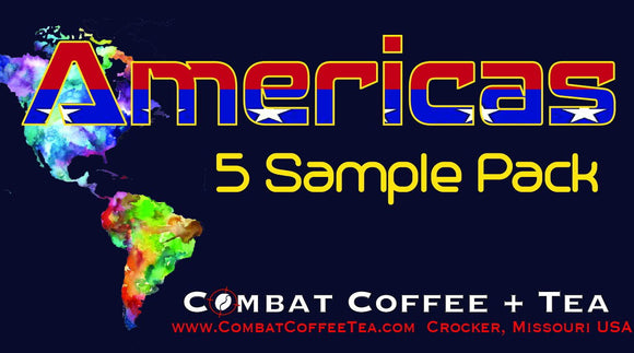 Americas - 5 Sample Pack