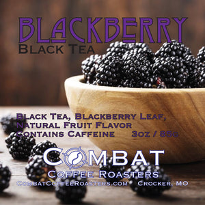 Blackberry Black Tea