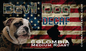 Devil Dog Decaf - Colombia - Medium Roast