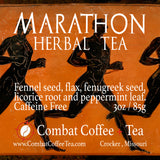 Marathon Herbal Tea - Loose Leaf - 3oz