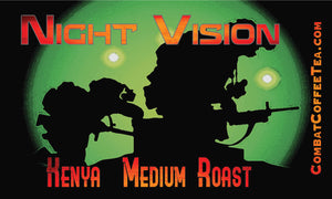 NIGHT VISION - MEDIUM ROAST - KENYA