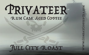 Privateer - Rum Cask Aged Coffee
