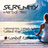 Serenity Herbal Tea - Loose Leaf - 3oz