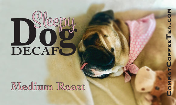 Sleepy Dog Decaf - Medium Roast