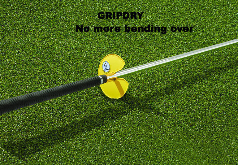 GRIPDRY : No more wet grips