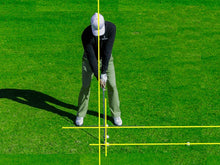 Golf Swing Station - the full game IMPROVEMENT aid you can use with every club in the bag