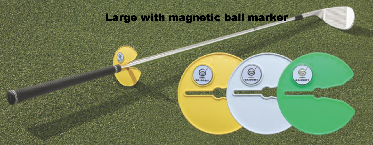 GRIPDRY - Large with magnetic ball marker