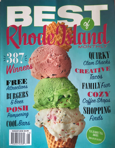 Best of Rhode Island Monthly 2018