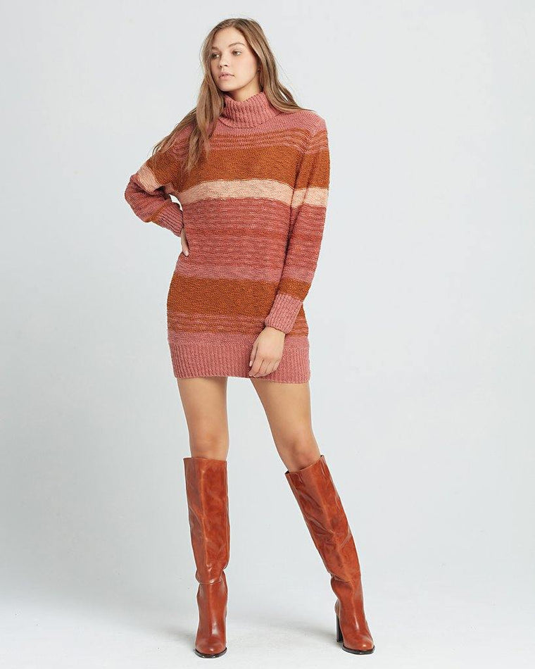 LSPACE Jetsetter Sweater dress