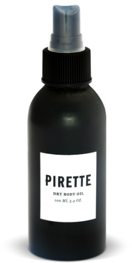 PIRETTE Dry Body Oil - The Salty Babe