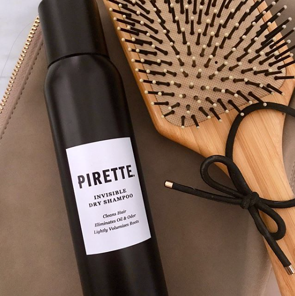 PIRETTE Invisible Dry Shampoo - The Salty Babe