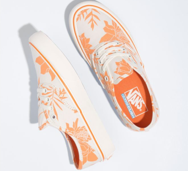 VANS Island Floral Authentic SF