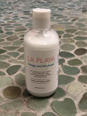 La Playa body lotion