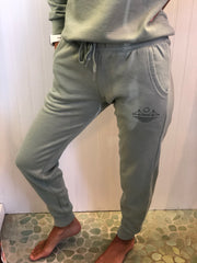 Wish you were here jogger pant - The Salty Babe