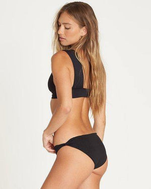 Load image into Gallery viewer, Billabong Sol Searcher Bikini Bottom - Black - The Salty Babe