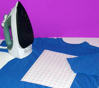 Blank Transfer Paper for Dark & Colored Fabrics