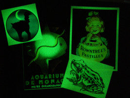 Photo Quality Glow Dark Paper