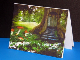Printable Quarter Fold Cards for Inkjet or Laser
