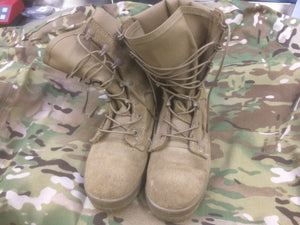Belleville FC390 Military Hot Weather Combat Boots Made in USA Like New  6.5R