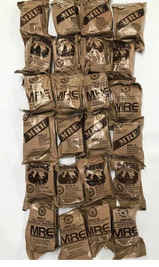 Genuine US Military MRE (Meals Ready-To-Eat) Heaters Are Includ - Ration Packs