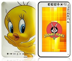 Looney Tunes Kids 7 inch Google Android Tablet PC WB701 WiFi Parental Control UK